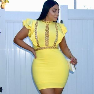 Fashion nova Dress size medium